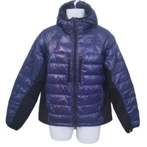 Saks 5th Avenue RED Laque Down Puffer Jacket-Women